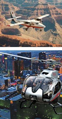 helicoptero & gran cañon