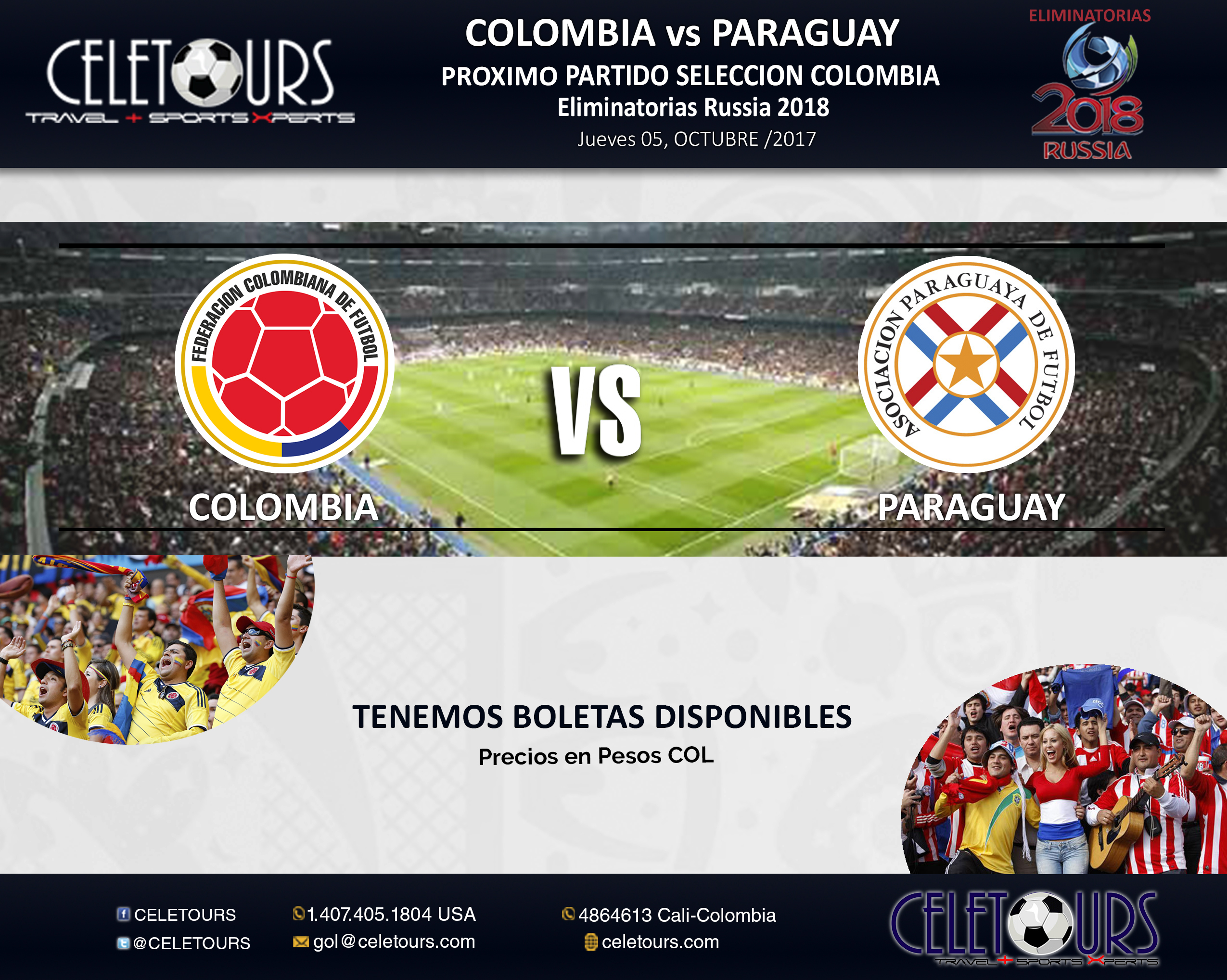 colombia vs paraguay - photo #47