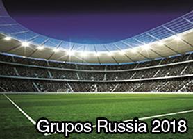 Grupos Russia 2018