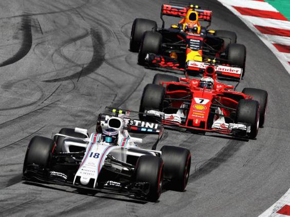 Formula 1 – Premio de Monza