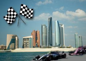 Formula 1 Abu Dhabi – Emiratos